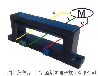圣斯尔CE-IJ03-#4B10-0.5零序电流隔离变送器