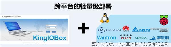 亚控 工业物联网平台(KingIOBox)