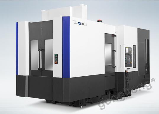 现代威亚HS5000系列卧式加工中心