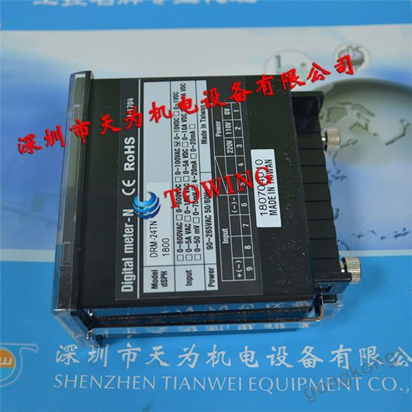FOTEK台湾阳明DRM-24TN电压表