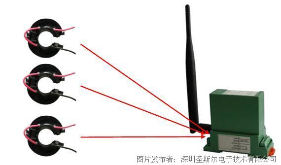 圣斯爾-無源物聯網電量檢測單元