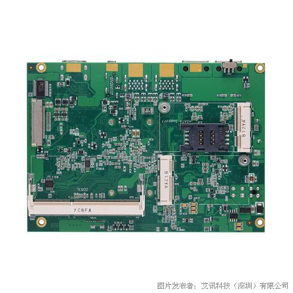 艾讯科技CAPA315 3.5寸板卡