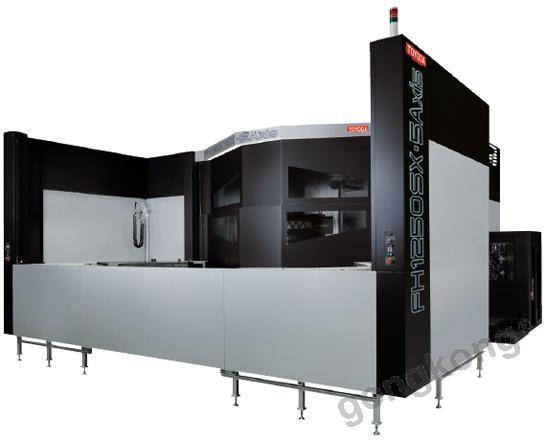 捷太格特FH1250SX-5Axis 5轴卧式加工中心