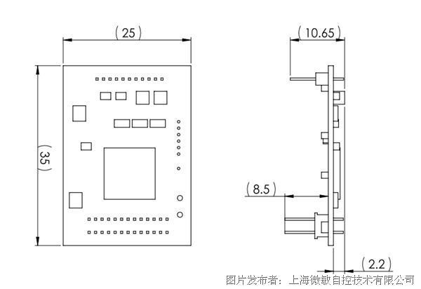 上海微敏 Nanomotion XCD-EDGE-BD-03 控制驅動器