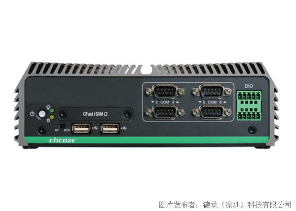 德承科技DE-1000节能可扩展强固型嵌入式系统