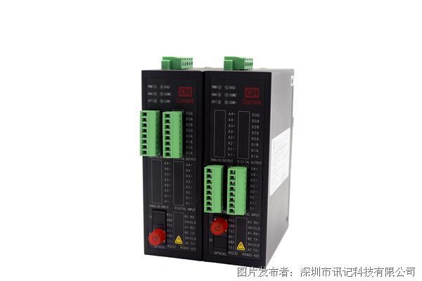 訊記4~20mA光縴轉換設備(全球首家推出)