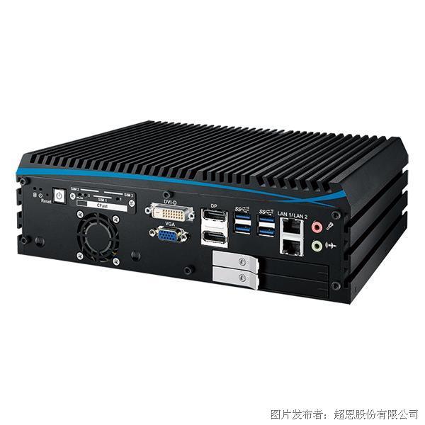 超恩ECX-1200 GTX1050多GPU芯片嵌↓入式系�y