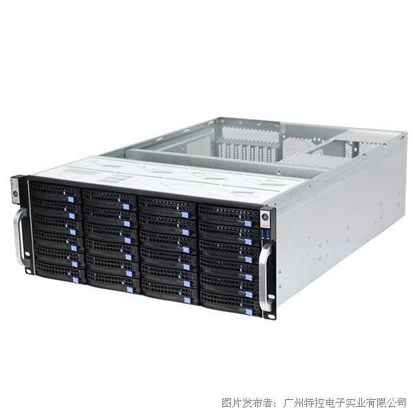 特控EIS-H4224S 4U機架式24盤位高密度存儲服務器