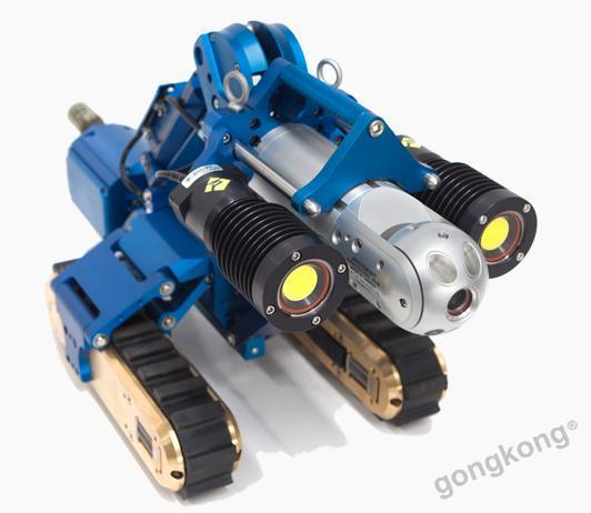 加拿大INUKTUN VT100智能爬行机器人