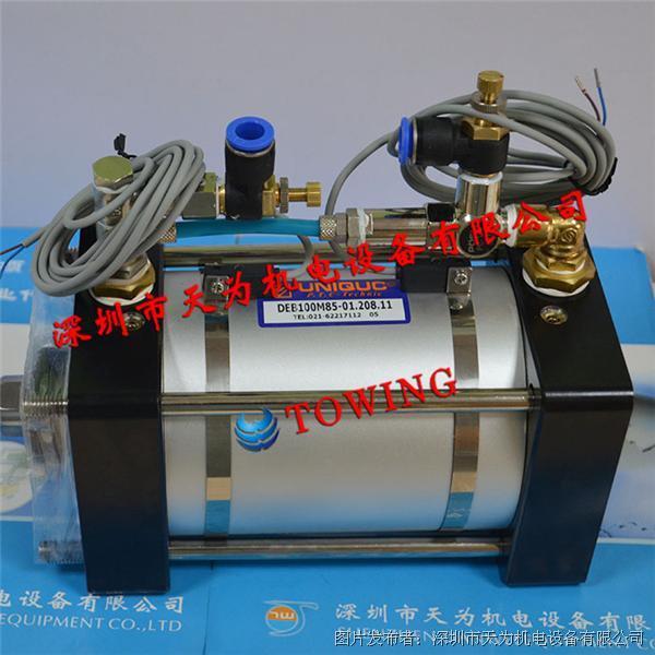 UNIQUC台灣優力克DEB100M85-01.208.11氣缸