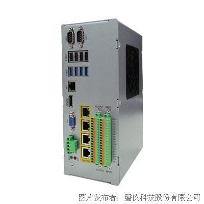 磐儀科技ARES-1973H 4千兆網POE機器視覺控制器