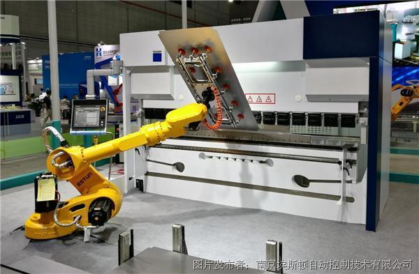 埃斯顿折弯机器人ER80