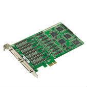 摩莎CP-116E-A智能型 PCI Express 多串口卡