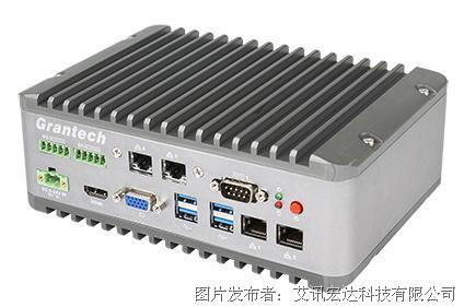 艾訊宏達UFO6355V系列機器視覺專用機