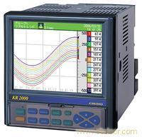 千野KR2000系列无纸记录仪