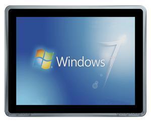 达文科技DPC-4170 17寸超薄无风扇工业平板电脑一体机