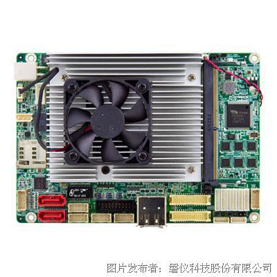 磐仪科技EmCORE-i89M2 六代英特尔酷睿处理器3.5'紧凑型主板