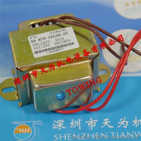 HONEYWELL霍尼韋爾99-XFR-2AC24-25變壓器