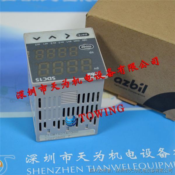 AZBIL日本山武C15MTR0TA0300温控器