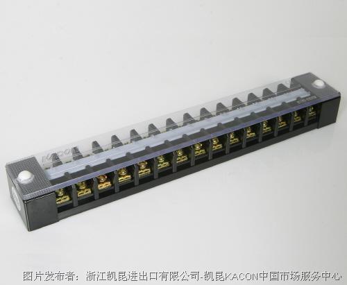 凯昆KACON KTB1-02015接线端子