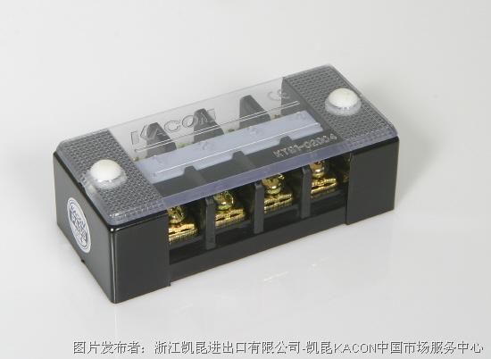 凯昆KACON KTB1-02004接线端子
