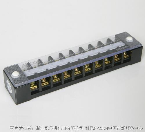 凯昆KACON KTB1-02010接线端子