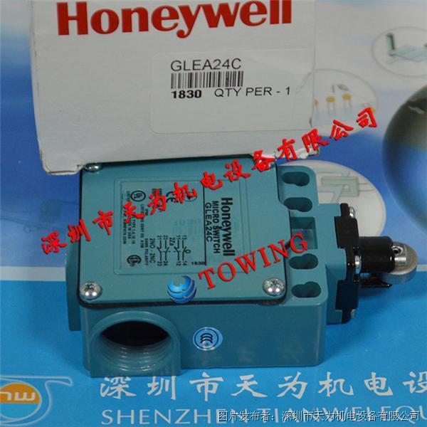 美国霍尼韦尔Honeywell限位开关GLEA24C