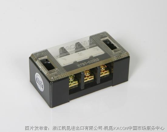凯昆KACON KTB1-03003接线端子