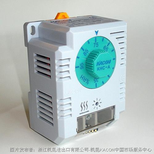 凱昆KACON KHC溫濕度控制器