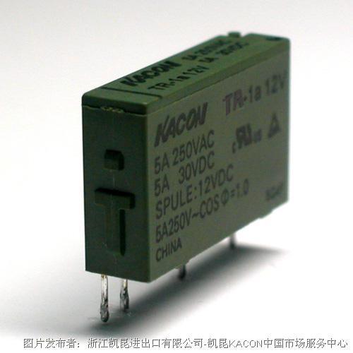 凯昆KACON TA-1a继电器