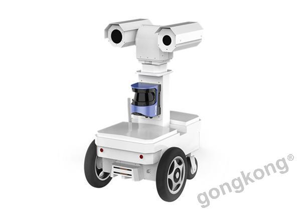 仙知机器人 基于SRC的变电站巡检机器人