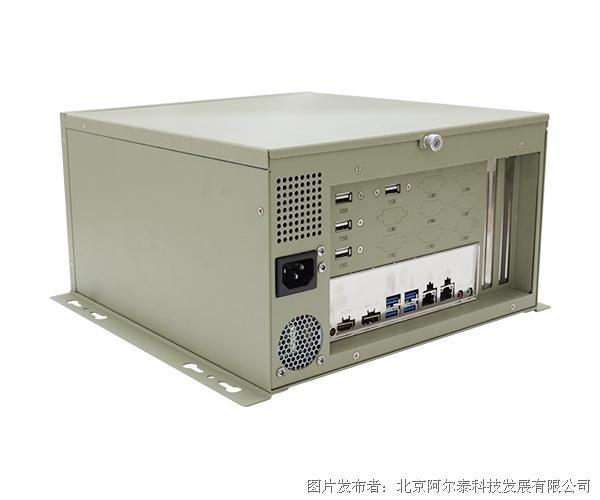阿尔泰科技IPC-8210D嵌入式平台的工业计算机