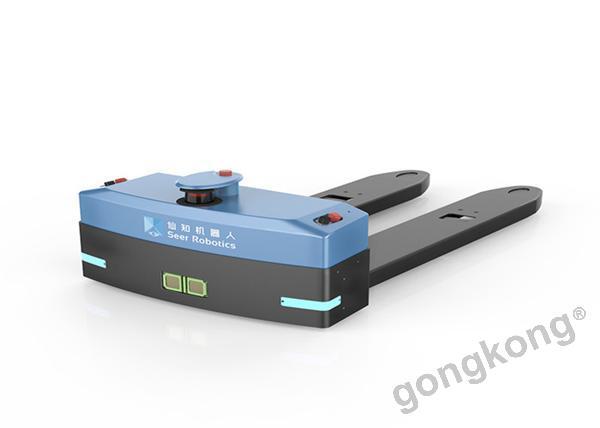 仙知机器人 基于SRC的激光SLAM地面式自动叉车