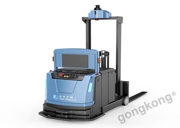 仙知機器人 基于SRC的激光SLAM平衡重式自動叉車