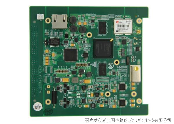 国控精仪NET-7763以太网同步采集卡