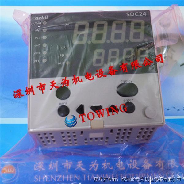 日本山武AZBIL C24MTV0SA1000温控器