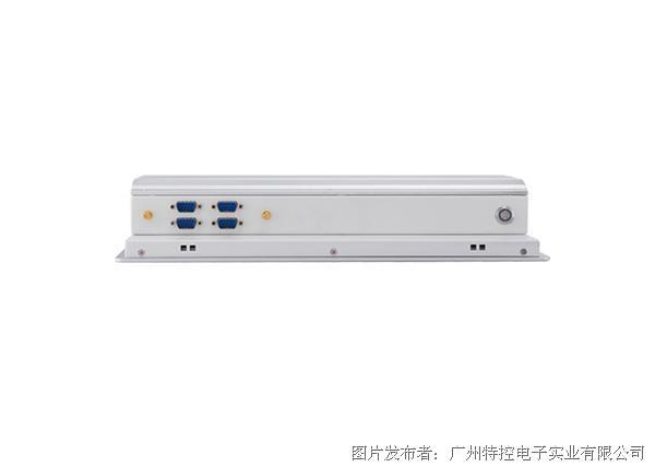 特控PPC-H1562HRT 15寸纯平高性能电阻触摸工业平板电脑一体机