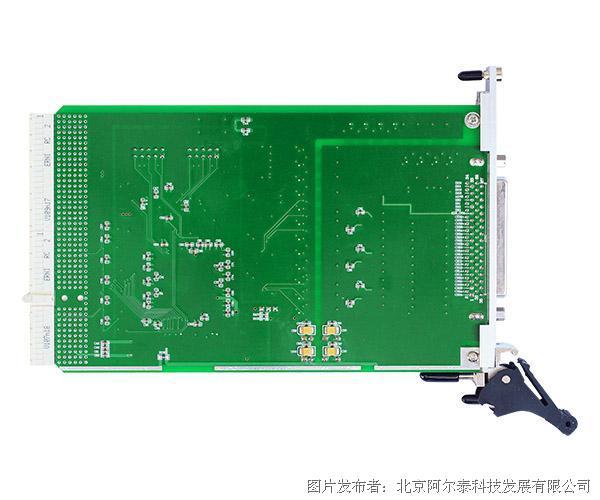 阿尔泰科技PXI2394 4轴正交编码器和计数器卡