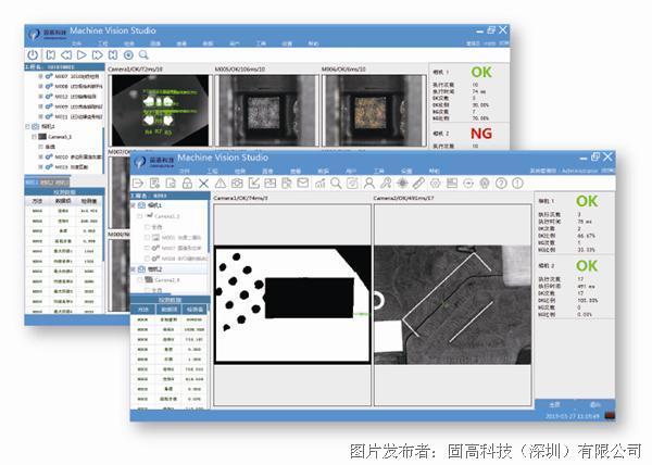固高科技 MVS機器視覺軟件
