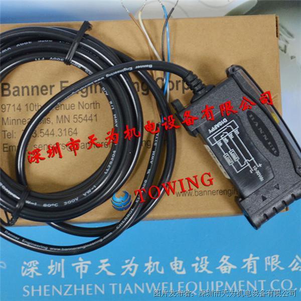 美国邦纳BANNER光纤放大器D10AFPY