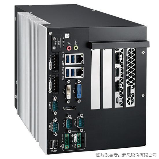 超恩RCS-9400F RTX2080嵌入式系统