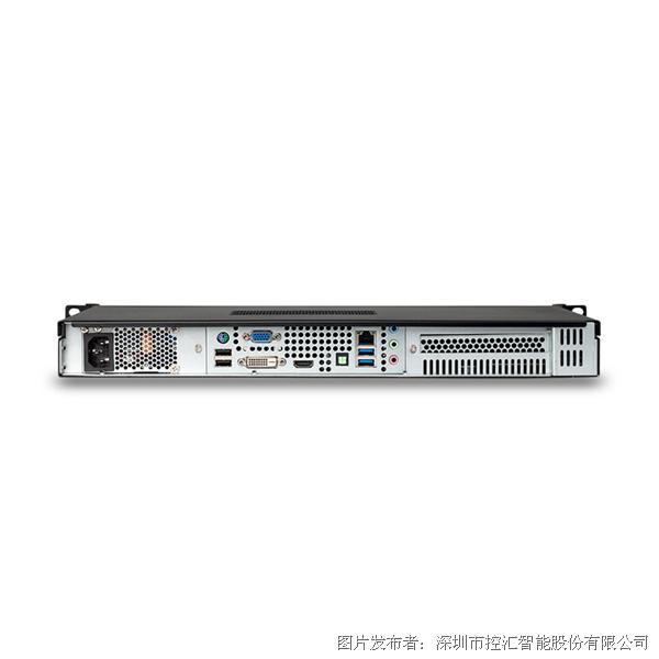 eip 控汇 IPC-1025工控机D525/1037U工业电脑