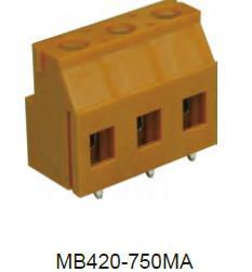 进联MB420 PCB 组合式端子连接器