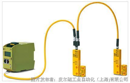 皮尔磁安全设备诊断系统