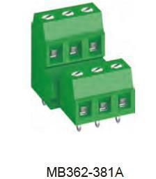 进联MB362 PCB 一体式端子连接器