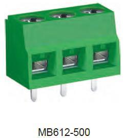 进联MB612 PCB 一体式端子连接器