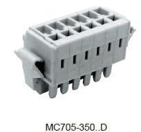 进联MC705 可插式PCB 连接器