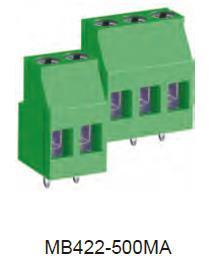 进联MB422 PCB 组合式端子连接器