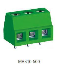 进联MB310 PCB 一体式/组合式端子连接器