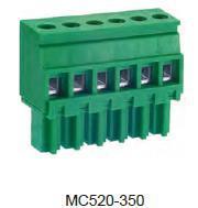 进联MC520 可插式 PCB 连接器,插头
